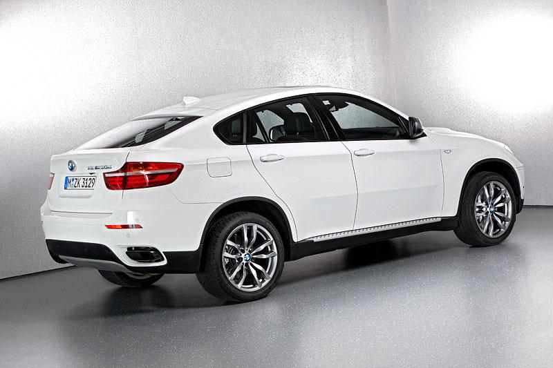 BMW X6 M50d (E70) aus der neuen BMW M Pervormance Linie