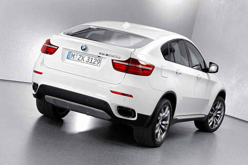 BMW X6 M50d (E71)