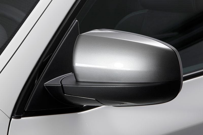 BMW X6 M50d (E71), Aussenspiegel