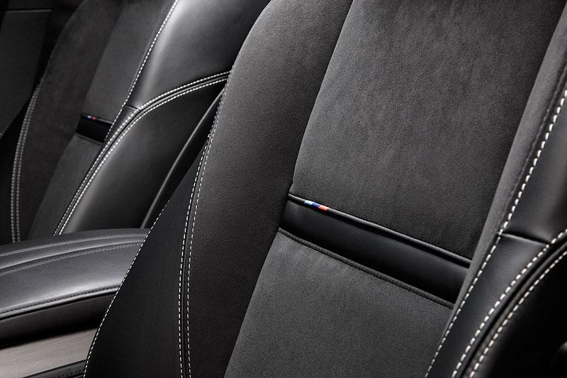 BMW X6 M50d, Interieur