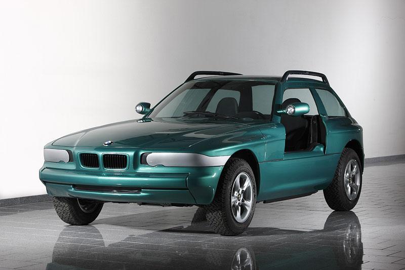 Designmodell für das Z1 Coupé, BMW Technik GmbH 1985