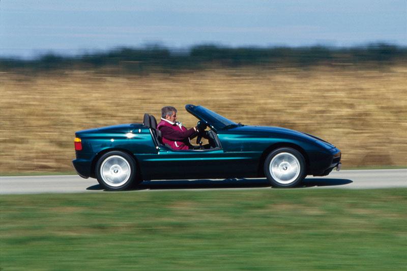BMW Z1, 1988-1991