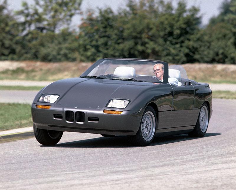BMW Z1 Prototyp - 1985BMW Z1 Prototyp - 1985
