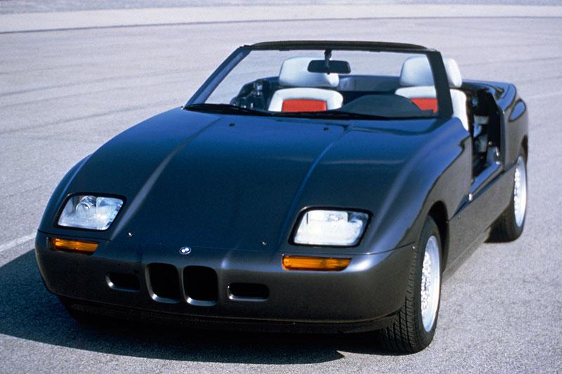 BMW Z1 Prototyp, 1986