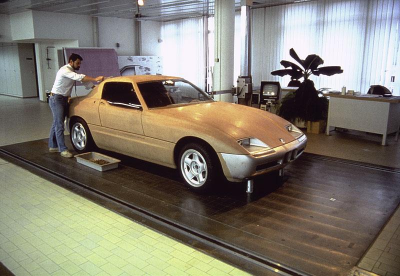 BMW Z1 Tonmodell, 1986