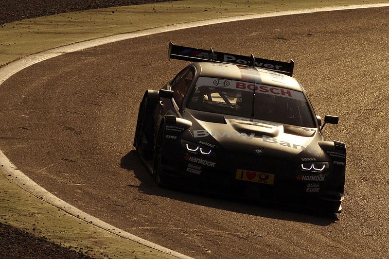 Hockenheim, 3. April 2012. BMW Motorsport. BMW M3 DTM Test. BMW Bank M3 DTM.