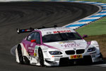 Zurck in die Zukunft: BMW Motorsport feiert sein Comeback in der DTM. 
