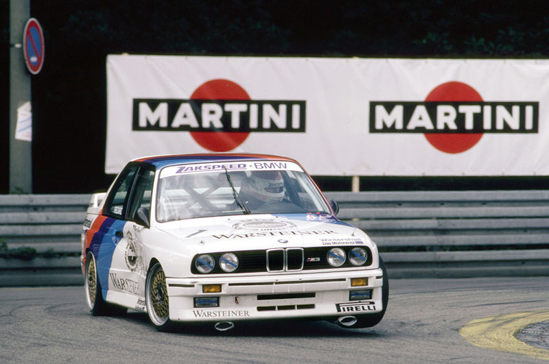 DTM 1987, BMW M3 German Touring Car Championship, Juni 1987