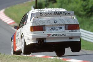 BMW M3 E30 DTM Altfrid Heger 1991