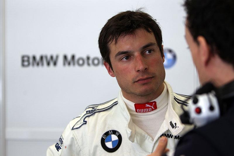 Estoril, 25. Februar 2012. BMW M3 DTM Test. Bruno Spengler (CA) BMW Werksfahrer.