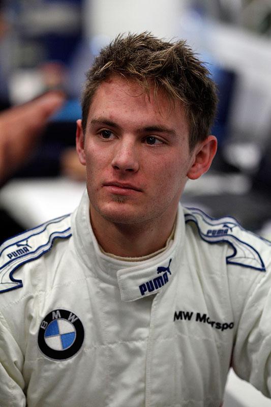 BMW DTM Test in Estoril: BMW Testfahrer Marco Wittmann