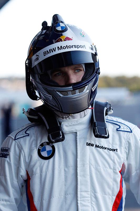 BMW DTM Test in Estoril: BMW Werksfahrer Martin Tomczyk