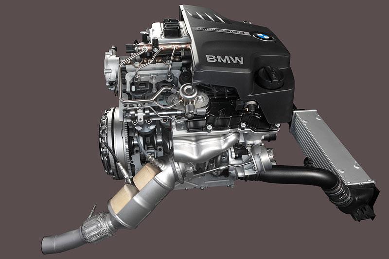 Bmw Twinpower Turbo 8-zylinder Benzinmotor Bmw Twinpower Turbo 4-zylinder