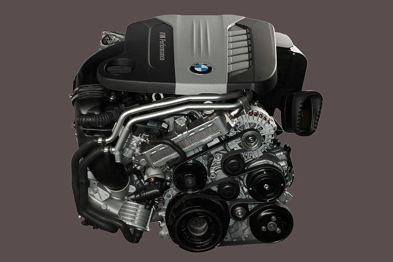 BMW TwinPower Turbo 6-Zylinder Diesel Motor