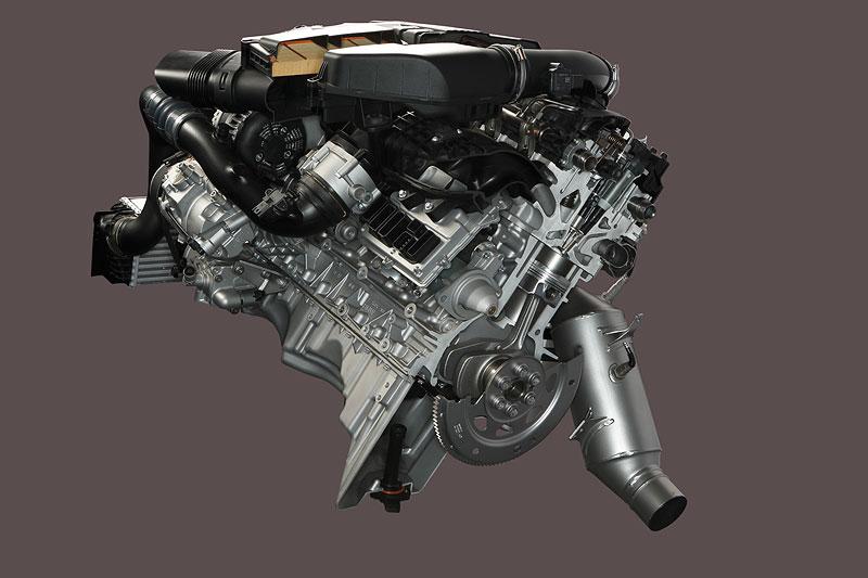 BMW TwinPower Turbo 6-Zylinder Benzin Motor
