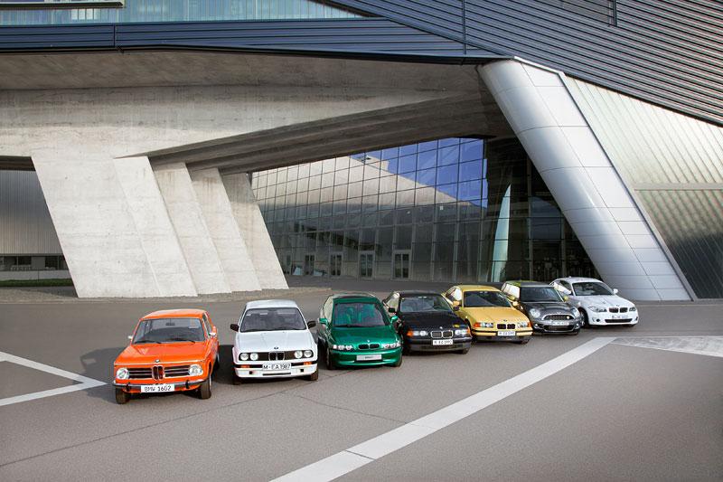 BMW Group Historie Elektromobilität