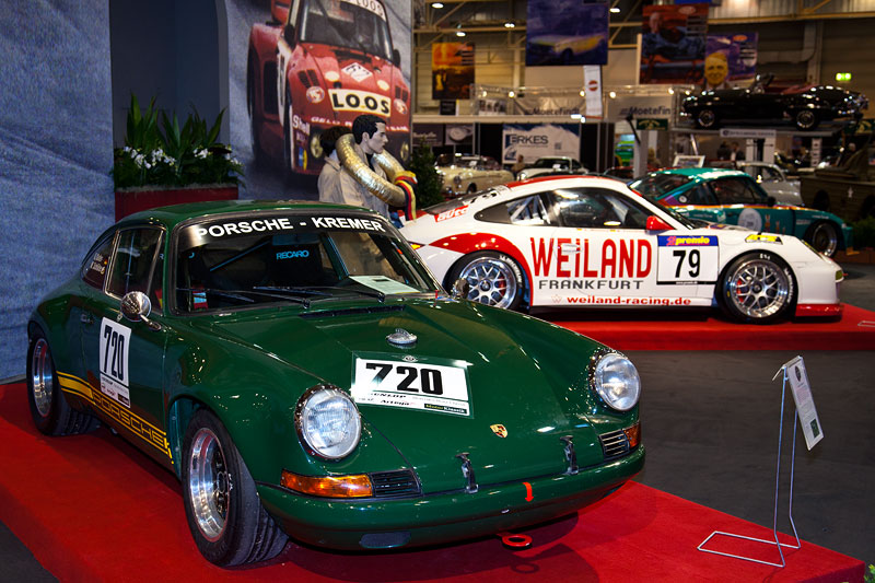 Porsche 911 2.5 ST, Baujahr 1972
