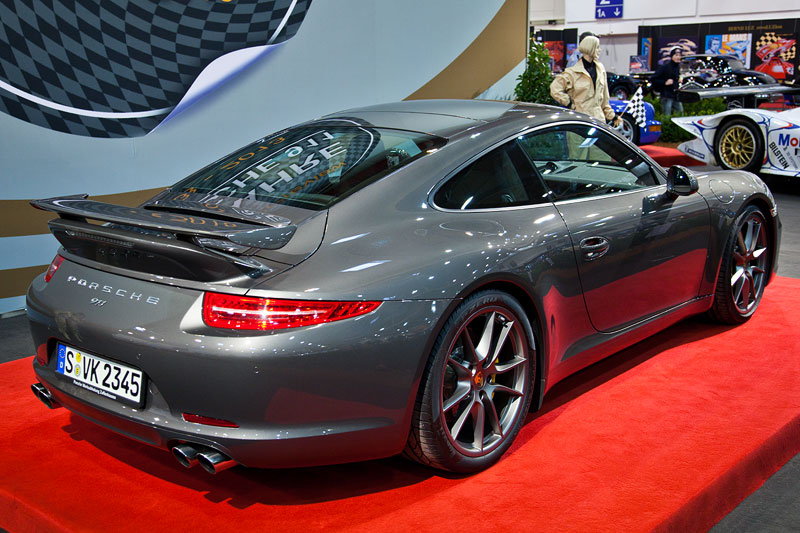 Porsche 911/991 Carrera S 2012