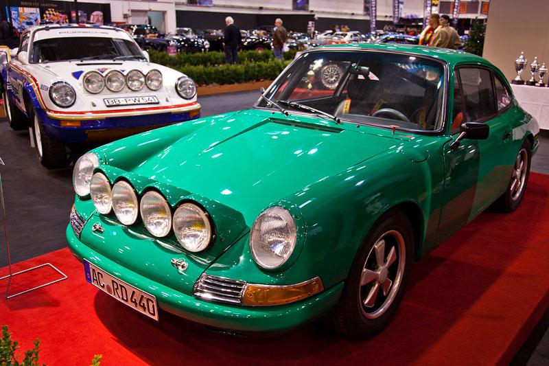 Porsche 911, Baujahr 1964