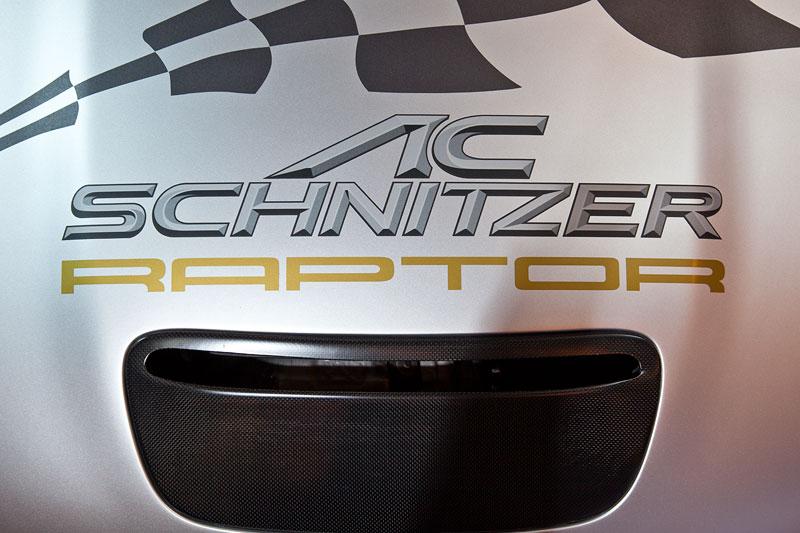 AC Schnitzer Raptor, Motorhaube