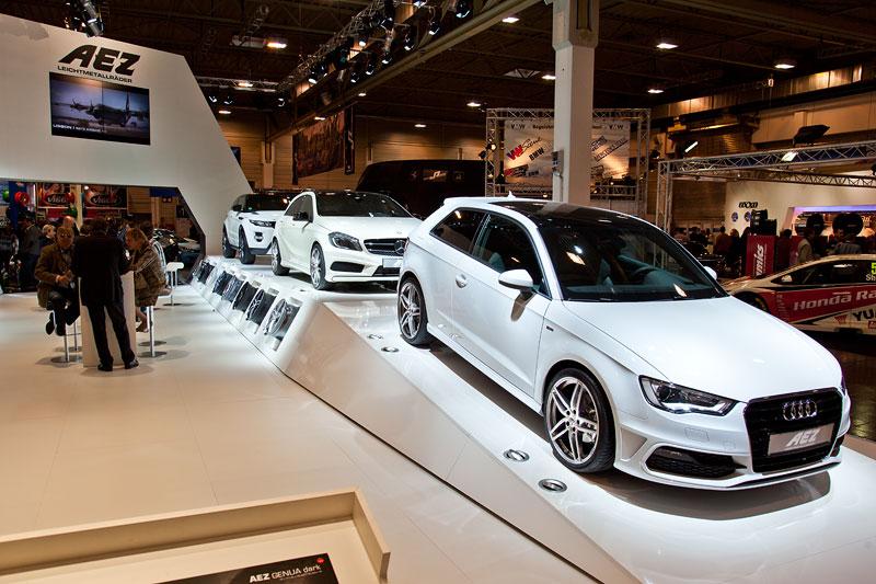 AEZ Felgen, Essen Motor Show 2012