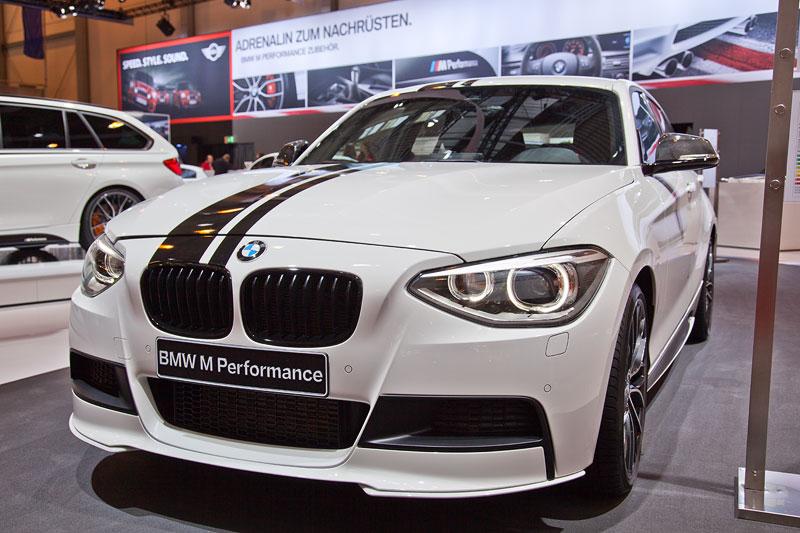 BMW 125i (F20) mit BMW M Performance Komponenten