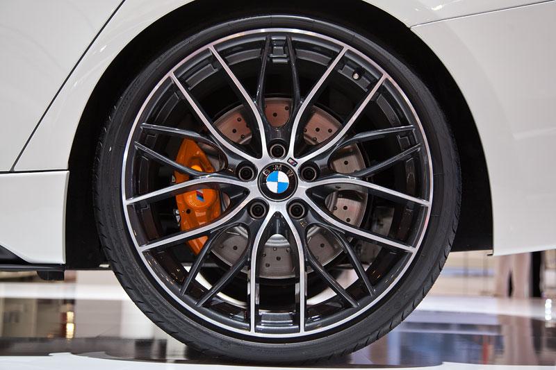 BMW 320d Touring (F31) mit Felge Doppelspeiche 405 M 20 Zoll für 4.360,- Eur