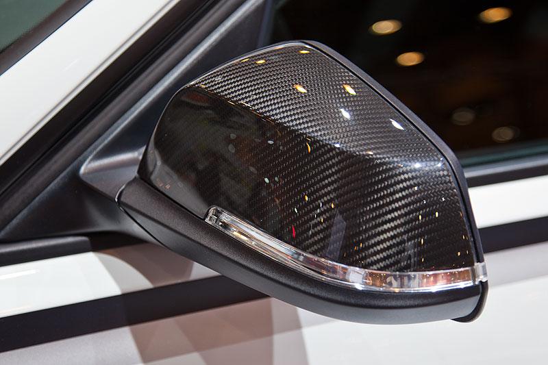 BMW 320d Touring (F31) mit BMW M Performance Carvon Außenspiegelklappen für 506,- Eur
