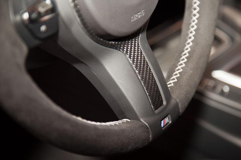 BMW 320d Touring (F31), BMW M Lenkrad
