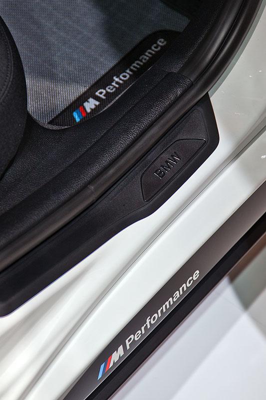 BMW 320d Touring (F31) mit BMW M Performance Komponenten