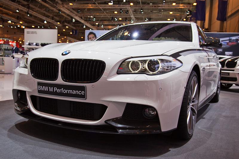 BMW 535i (F10) mit BMW M Performance Komponenten