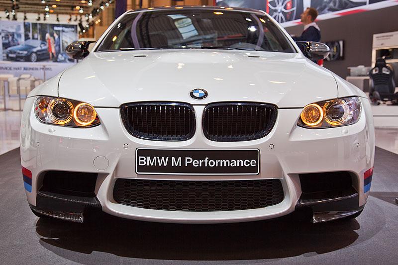 BMW M3 (E92) mit BMW M Performance Komponenten