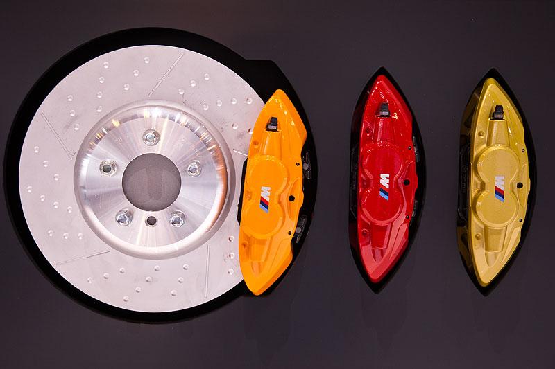 18 Zoll BMW Bremssystem