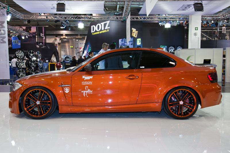 BMW 1er Coupé (E82)