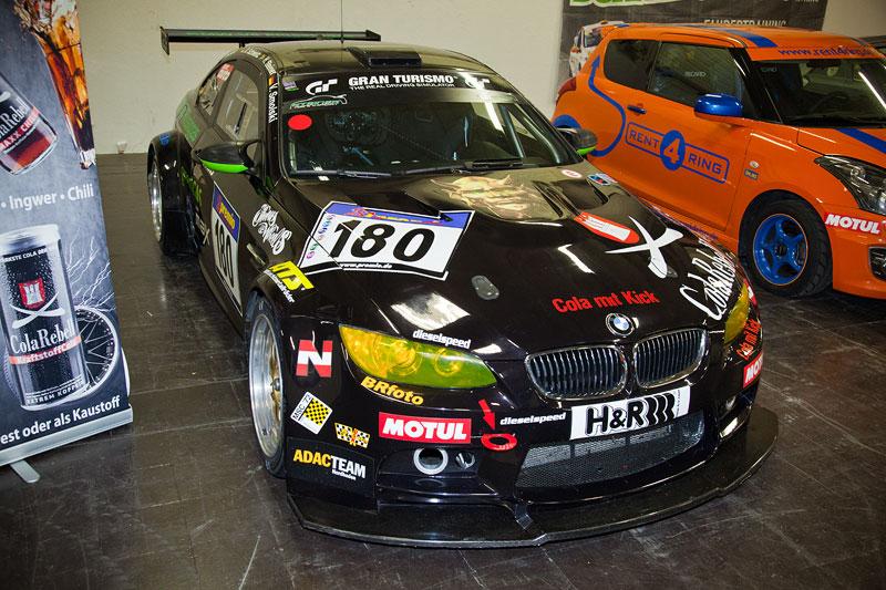 BMW 3er (E46) in der Motorsport Arena, Essen Motor Show 2012