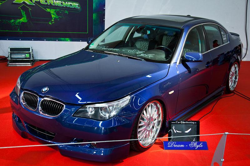 BMW 5er (E60) in Halle 1ABMW 5er (E60) in Halle 1A