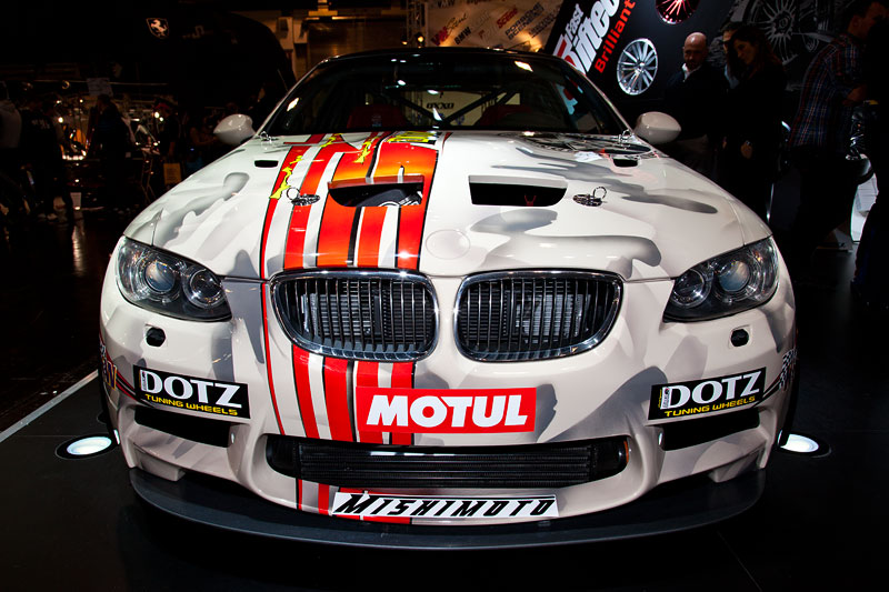 DOTZ BMW DD1 (E92)