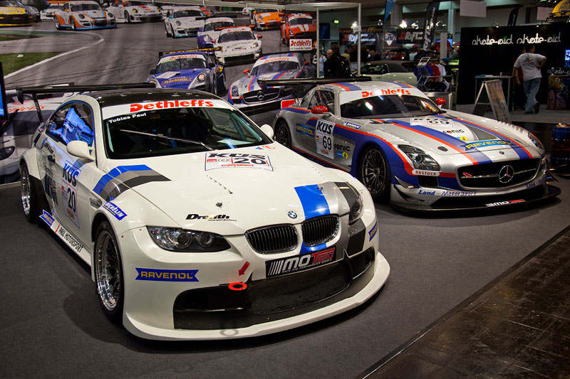 BMW M3 KK GTR 4.0, 6 Sequential Getriebe Drenth DG 500