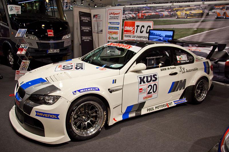 BMW M3 KK GTR 4.0, Felgen 10.5 und 12x18 Zoll, 3teilig