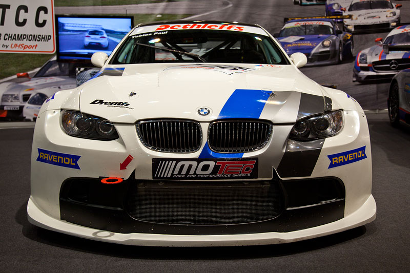 BMW M3 KK GTR 4.0 von Paul Motorsport, 4.0 Liter S65 M3 V8 Motor, 510 PS, 450 Nm