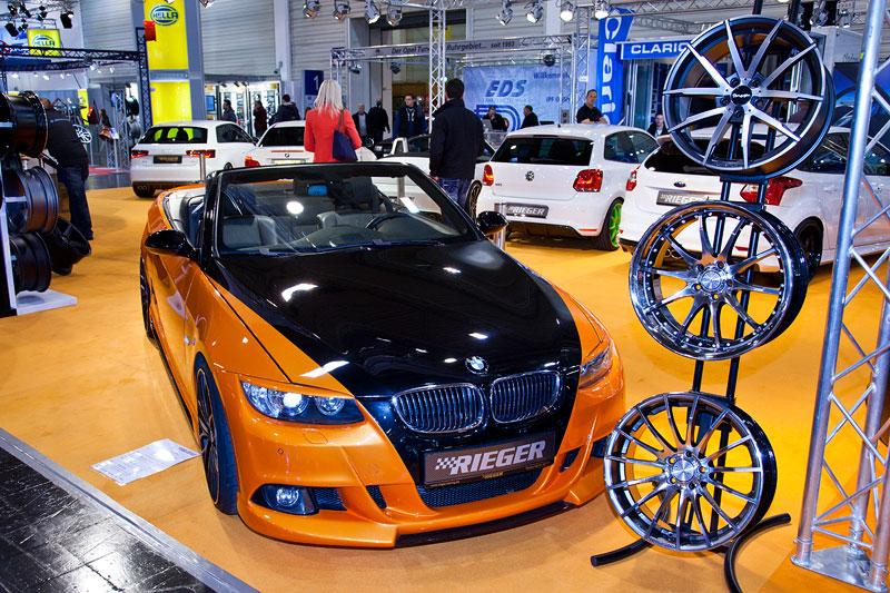BMW 335i Cabrio (E93), Fahrzeugpreis inkl. Bausatz und Etabeta Piuma Felgen: 49.900 Eur