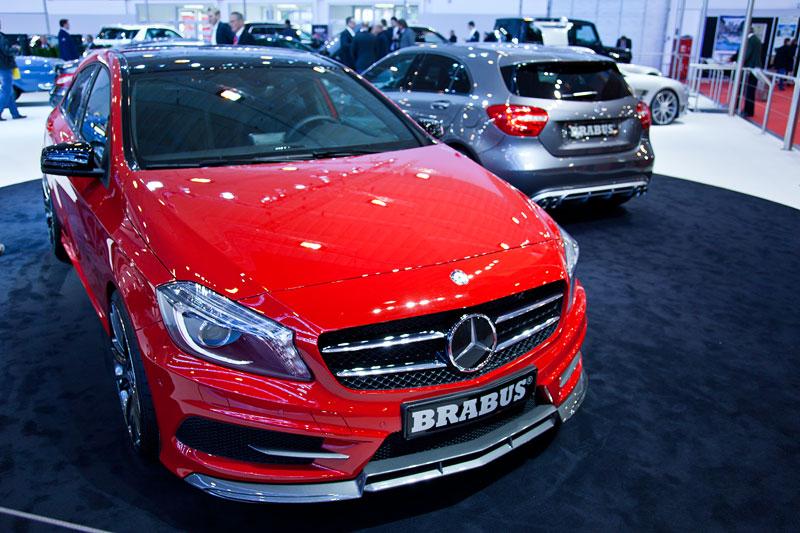 die neue Mercedes A-Klasse by Brabus