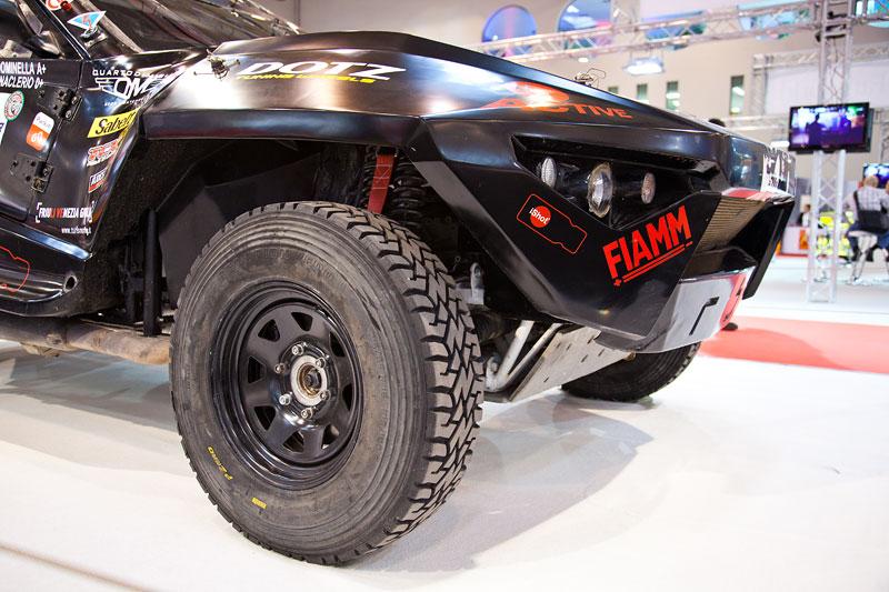 Fornasari Racing Buggy, vmax: 280 km/h