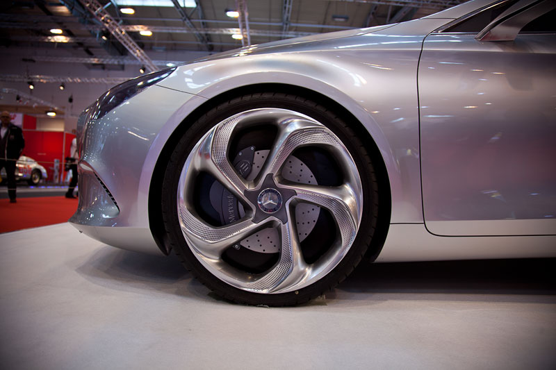 Mercedes-Benz Concept Style Coupé, Rad