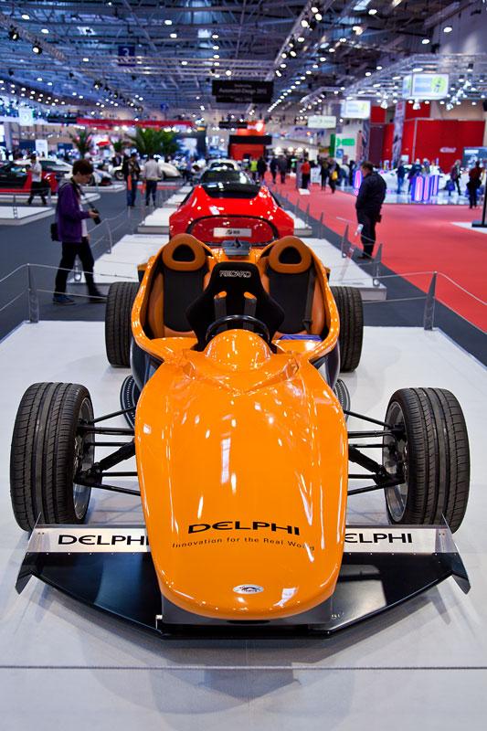 Sbarro F1 for 3