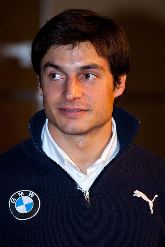 DTM Champion 2012, Bruno Spengler bei der Essen Motor Show 2012