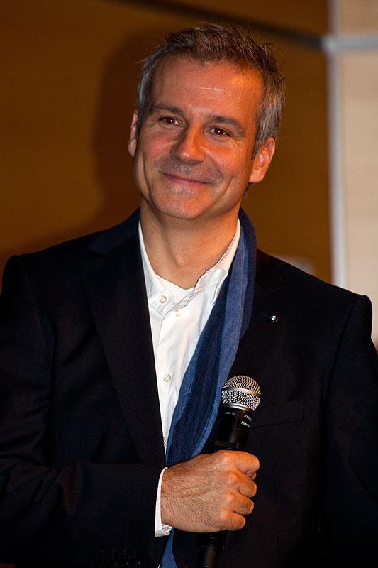 BMW Motorsportdirektor Jens Marquardt auf der Essen Motor Show 2012