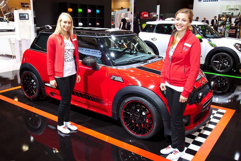 MINI Cooper S auf der Essen Motor Show 2012