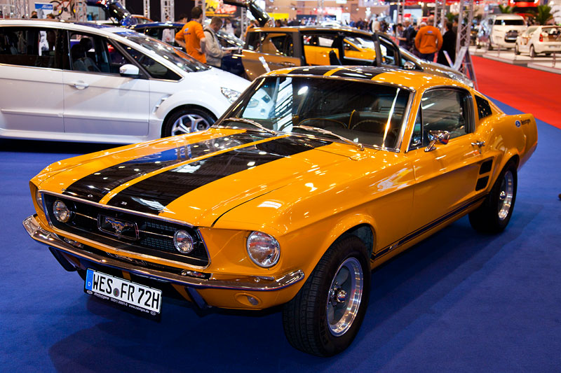 Ford Mustang, Essen Motor Show 2012