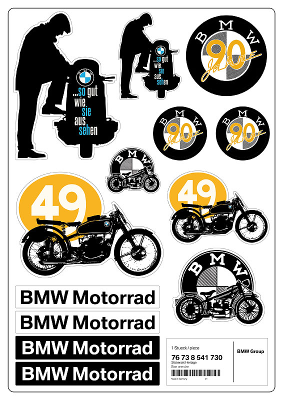 foto bmw motorrad style heritage 2013 aufn her heritage. Black Bedroom Furniture Sets. Home Design Ideas